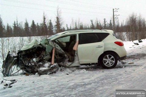 авария hyundai ix35