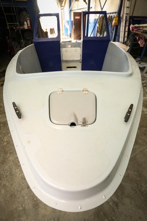 Изготовление лодки из эпоксидной смол