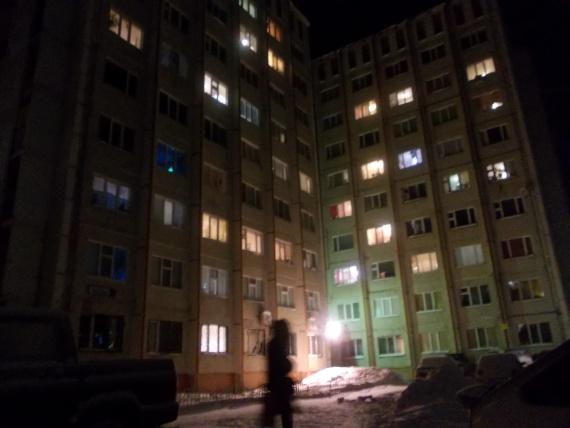 Что происходит ночью в казанских дворах?