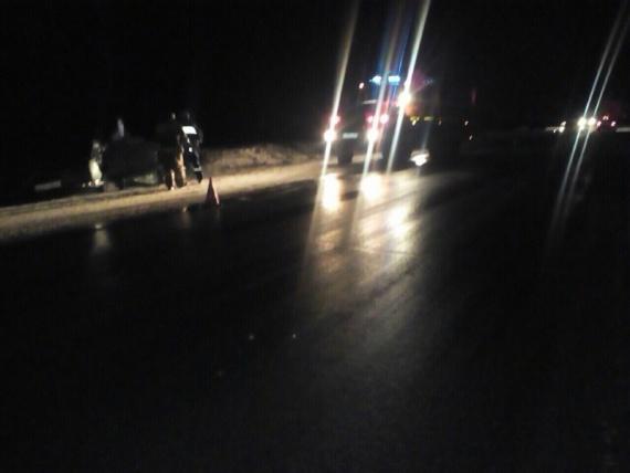 Шофёр «Тойоты» умер вСургутском районе Югры
