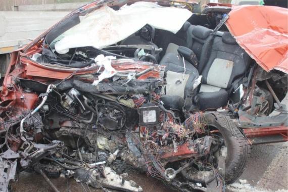 2-ой шофёр, пострадавший вДТП вСургуте, находится в клинике