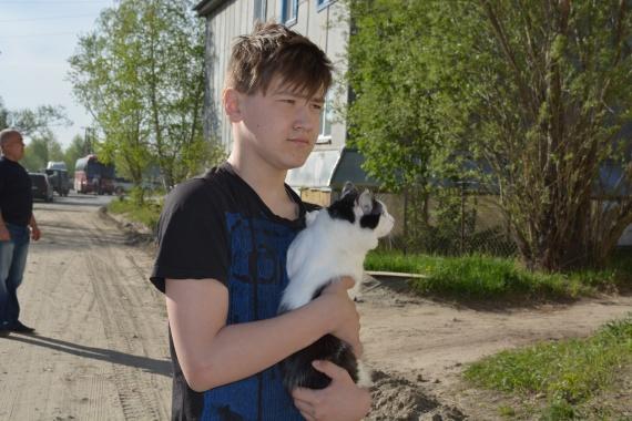 ВНижневартовске при пожаре погибли два человека