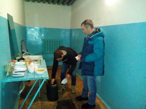 Лилия Сулейманова: Незаметные жители города: как выживают в суровых условиях сургутские бездомные // ФОТО