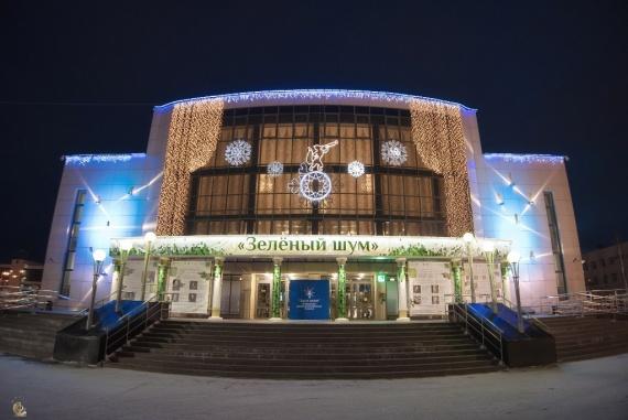 Сургут присоединился к Международной акции «Зажги синим»