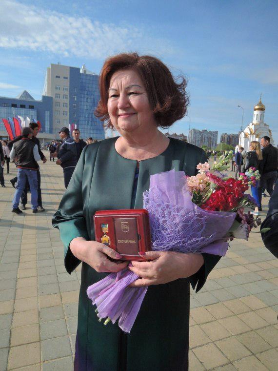 Елена Курилова, Центр информации и связи с общественностью СурГПУ: День Рождения СурГПУ