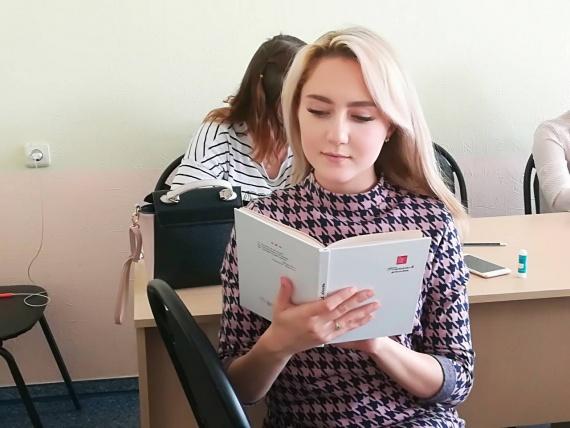 В Сургуте прошел «Поэтический марафон»