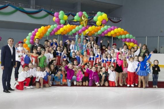 150 юных спортсменов примут участие в Открытом турнире по фигурному катанию «Сургутский фигурист»