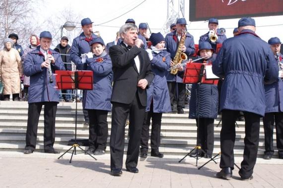 День Победы в Сургуте — народные гуляния с патриотизмом и дискомфортом // ФОТО