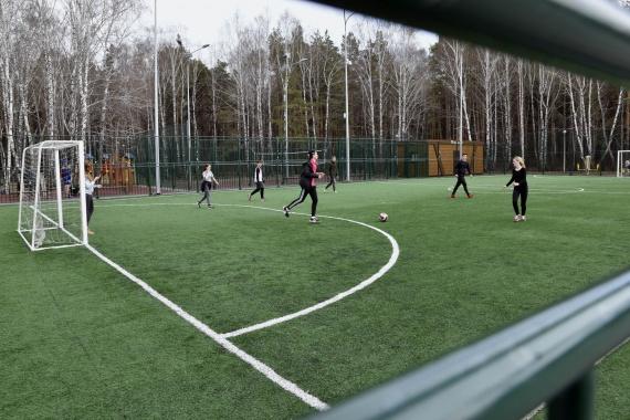 В Тюмени реконструируют футбольный стадион и увеличат и без того огромный парк «Гилевская роща» почти вдвое // ФОТО