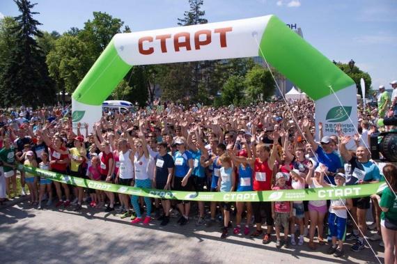 Сбербанк приглашает югорчан на Зеленый марафон «Бегущие сердца»