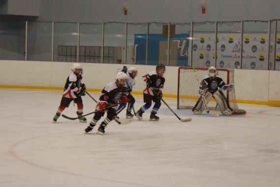 Как юные хоккеисты Сургута борются за кубок Первенства Югры // ФОТО