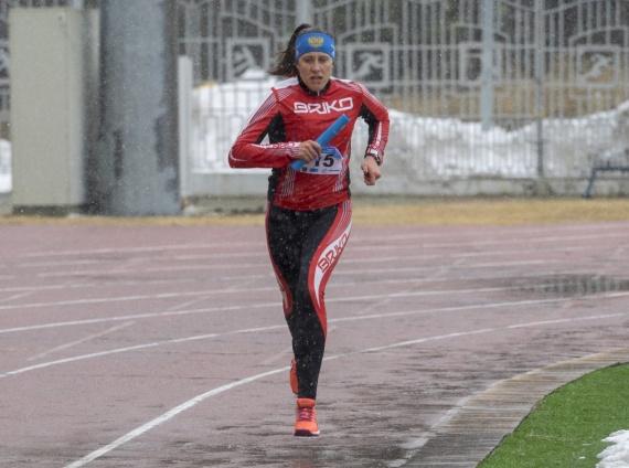 СурГПУ победил в эстафете Чемпионата Югры по лёгкой атлетике