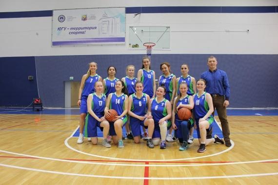 Баскетболисты СурГПУ – лучшие в Югре