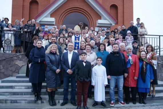 о. Марэк Ящковски: Кардинал Мюллер провел Святую Мессу в Сургуте