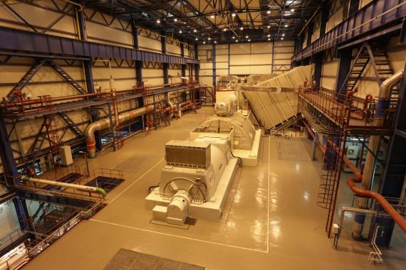 На Сургутской ГРЭС-2 завершена капитальная инспекция парогазового энергоблока №7