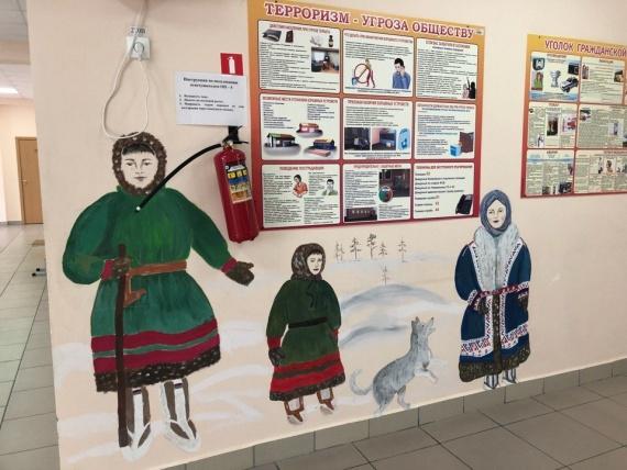 Анастасия Якупова: Районные ревизоры посетили «ЭТНОград» // ФОТО