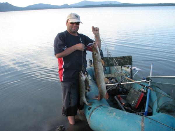 сургут рыбалка сегодня