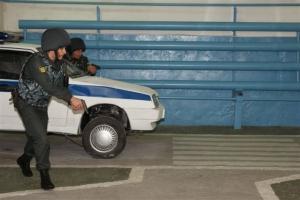 Сотрудниками вневедомственной охраны задержан гражданин, находившийся в федеральном розыске