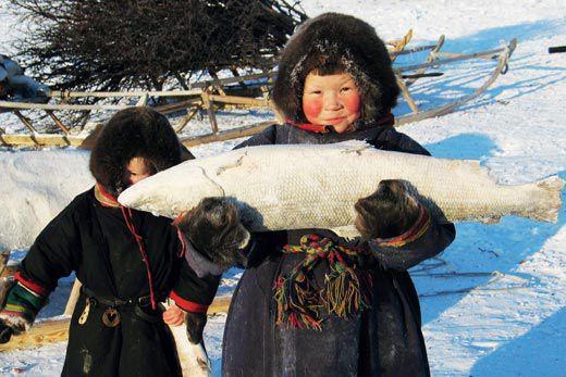 На Камчатке решили проблему с рыбой для коренных народов