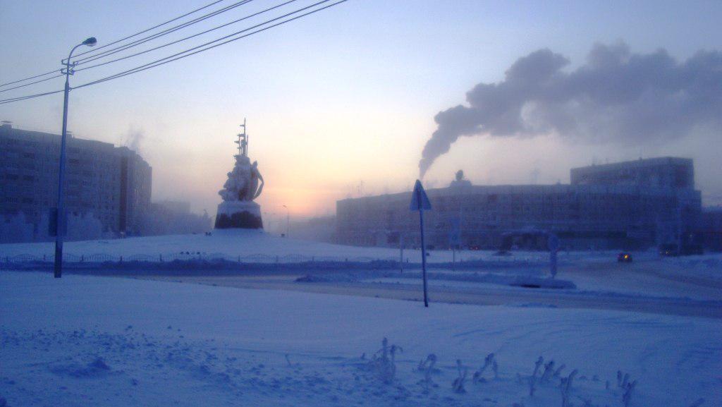 Холодные зимы картинки