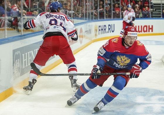 чм по хоккею россия чехия история встреч наши