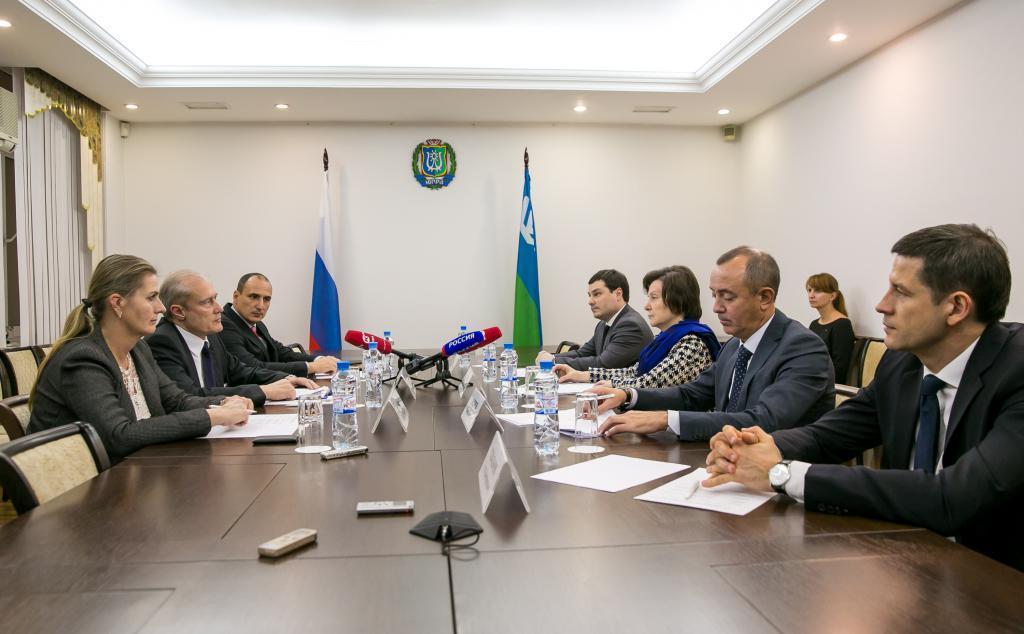 Югра иВенгрия договорились осотрудничестве