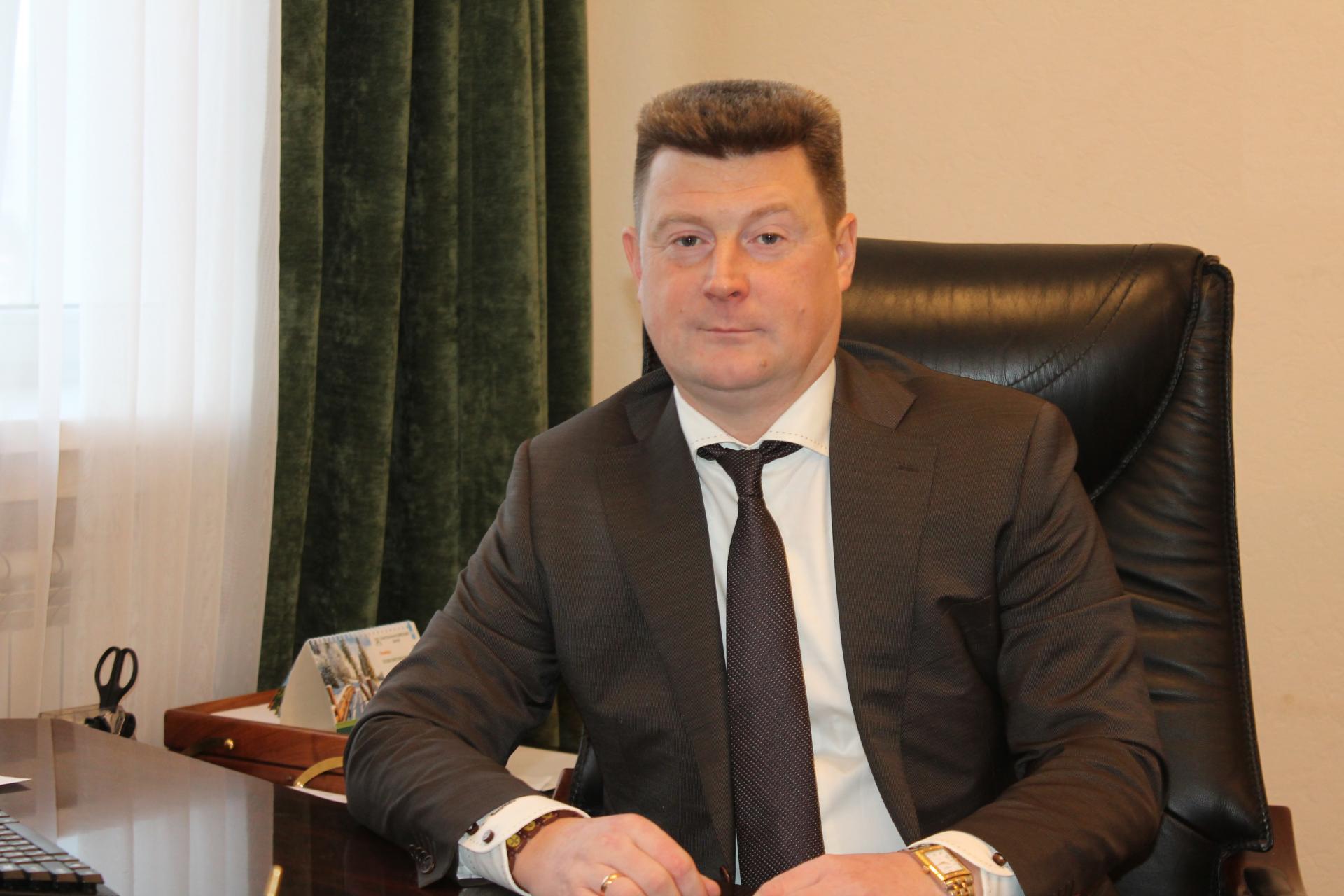 Замглавы администрации Нижневартовска назначен Антон Смирнов