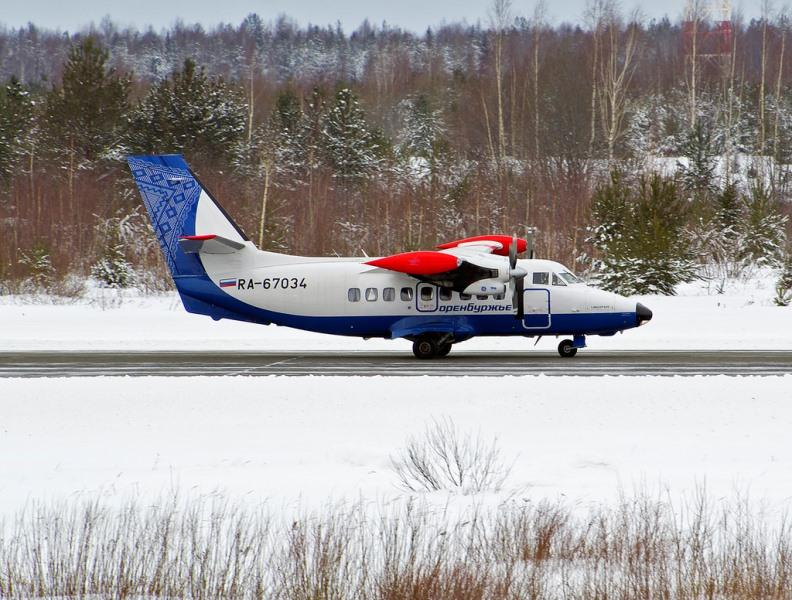«Оренбуржье» открывает новые рейсы изНижневартовска иХанты-Мансийска