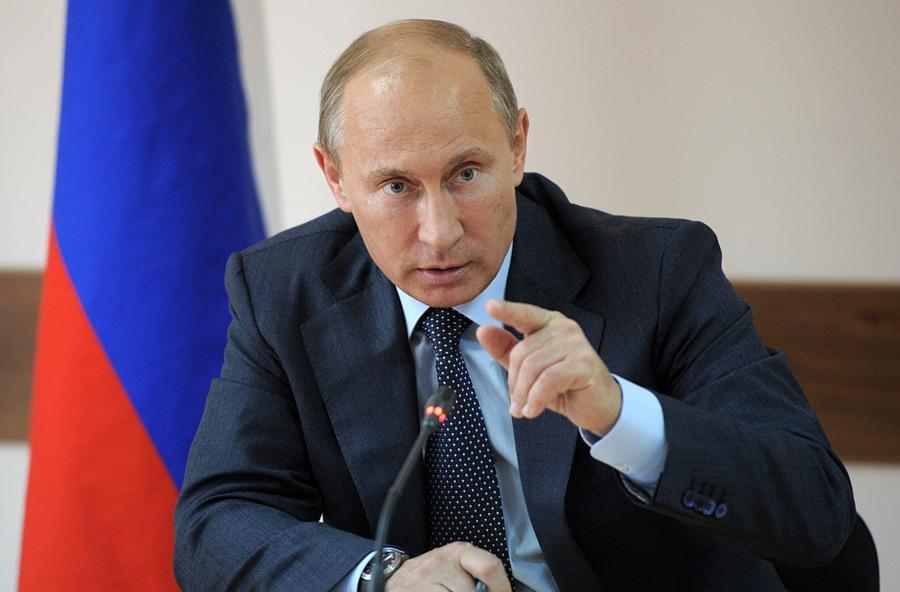 РФ «сильнее любого потенциального агрессора»— Путин