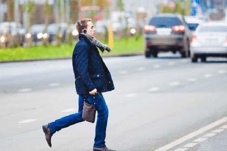 Народные избранники хотят ужесточить наказание для пешеходов занарушение ПДД
