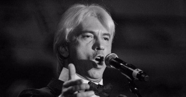 Дмитрий Маликов проинформировал в социальная сеть Twitter осмерти Хворостовского, но удалил запись