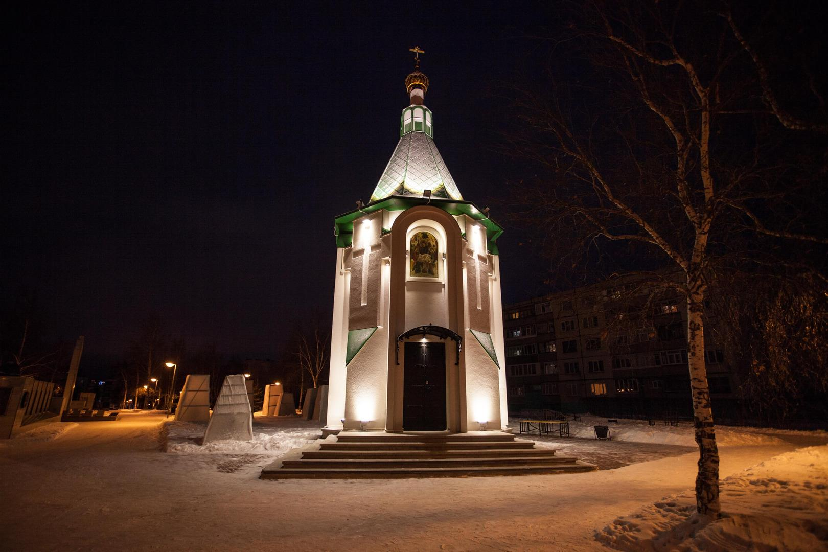 Проект храма святого георгия в сургуте